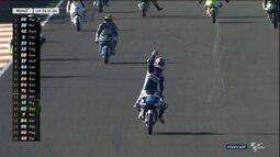 Jorge Martin vence etapa de Valência da Moto 3, pelo mundial de motovelocidade