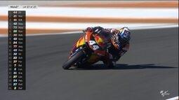 Miguel Oliveira vence etapa de Valência da Moto 2, pelo mundial de motovelocidade