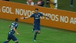 Os gols de Cruzeiro 3 x 1 Fluminense pela 34ª rodada do Campeonato Brasileiro