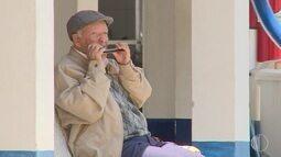 Mais Diário visita lar de idosos em Guararema