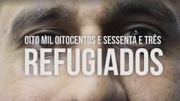 Glob Lab: Refugiados no Brasil