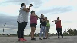 Perder peso? A prioridade destas mulheres em RR é cuidar da saúde