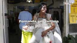 Fernanda, uma vítima: o assassinato de moradora de rua em Copacabana
