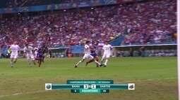 Vilaron: Bahia encontrou melhor formação na reta final do Brasileiro