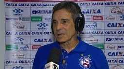 Carpegiani destaca reação do Bahia no Brasileirão