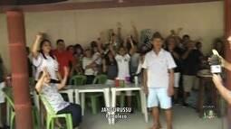 Torcedores na expectativa pelo jogo do Ceará