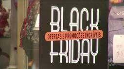 Comércio do Sul do Rio se prepara para a Black Friday