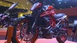 Salão Duas Rodas: motos com mudanças radicais no design