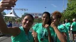 Conheça as histórias de três mulheres lutadoras na vida e no esporte