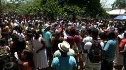 Celebrações ao Dia da Consciência Negra movimentam Parque Memorial da Serra da Barriga