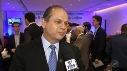 Ministro da Saúde fala sobre a construção da casamata na Santa Casa de Sorocaba