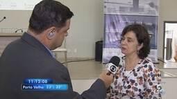 Governo de RO lança parceria com Fundação Oswaldo cruz
