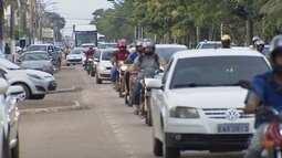 Cresce número de motociclistas sem habilitação