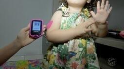 Aumenta incidência de diabetes em crianças