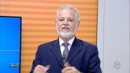 Tércio Albuquerque fala sobre previdência