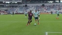 Melhores momentos de Atlético-PR 3 x 0 Palmeiras pela 38ª rodada do Campeonato Brasileiro