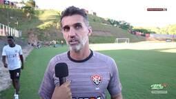 Vai pra cima Leão - Entrevista com o técnico Vágner Mancini
