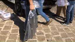 Polícia prende suspeitos de vender materiais para concurso público que eram roubados