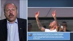 Novo presidente do Santos garante 50% dos jogos no Pacaembu em nova gestão