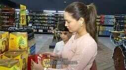 Procura por produtos para ceia de Natal está pequena no comércio de Araguaína