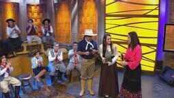 'Galpão Crioulo' anuncia vencedor do quadro 'Na Janela do Galpão' (bloco 4)