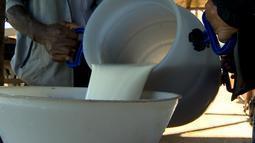 Programa em Juiz de Fora busca aumentar a produção e a renda do produtor de leite