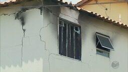 Moradores temem desabamento em condomínio com estrutura comprometida em Passos (MG)