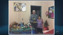 Confira as fotos das decorações natalinas enviadas por telespectadores