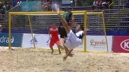 Os gols de Botafogo 6 x 3 Sporting pelo Mundialito de clubes de futebol de areia