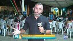 Lagoas do Norte promove apresentação de humoristas