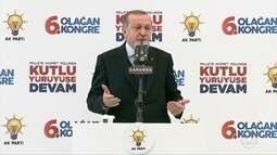 Turquia diz que vai abrir embaixada e reconhecer Jerusalém Oriental como capital palestina
