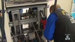 Ipem-AM fiscaliza postos de gasolina em Manaus