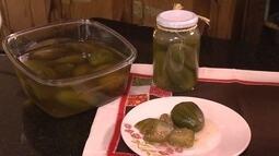 Reprise: Aprenda receita de doce de jiló