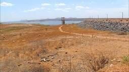 Barragem Armado Ribeiro entra em volume morto, no RN