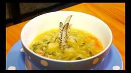 Aprenda a fazer o caldo de caranguejo 'Caboclinho'