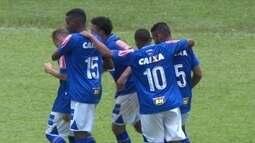 Os gols de Paraná 1 (5) x (6) 1 Cruzeiro pela Copa São Paulo de Futebol Júnior