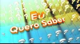 Eu Quero Saber: Paulo Souto esclarece direitos trabalhistas, domésticos e previdenciários