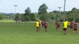 Veja a preparação do Real Ariquemes-RO para o jogo contra o Sparta pela Copa Verde