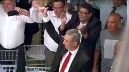 Alexandre Campello é eleito o novo presidente do Vasco