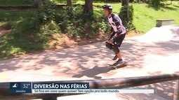 Parques de Belo Horizonte têm programação especial de férias