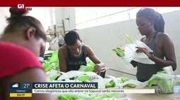 G1 no Bom Dia Rio: crise afeta o Carnaval 2018