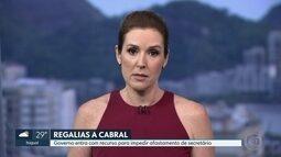Governo entra com recurso para impedir afastamento de Erir Ribeiro