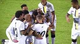 Os gols de São Bernardo 2 x 1 Garani pelo Campeonato Paulista