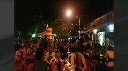 Carnaval de Leopoldina (MG) é embalado por forró