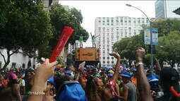 Colaboradores mostram a festa por todo o Brasil nesta segunda de carnaval