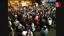 Assinantes mandaram registros do carnaval