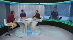 Comentaristas falam sobre trabalho de Zé Ricardo e bom desempenho de Paulinho