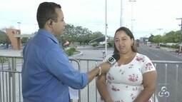 Voluntários organizam ação contra a fome para ajudar imigrantes venezuelanos em RR