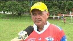 Piauí treina pesado para manter a liderança do campeonato