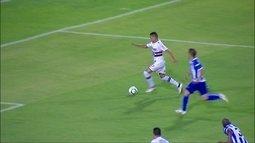Melhores momentos: CSA 0 x 2 São Paulo pela segunda fase da Copa do Brasil